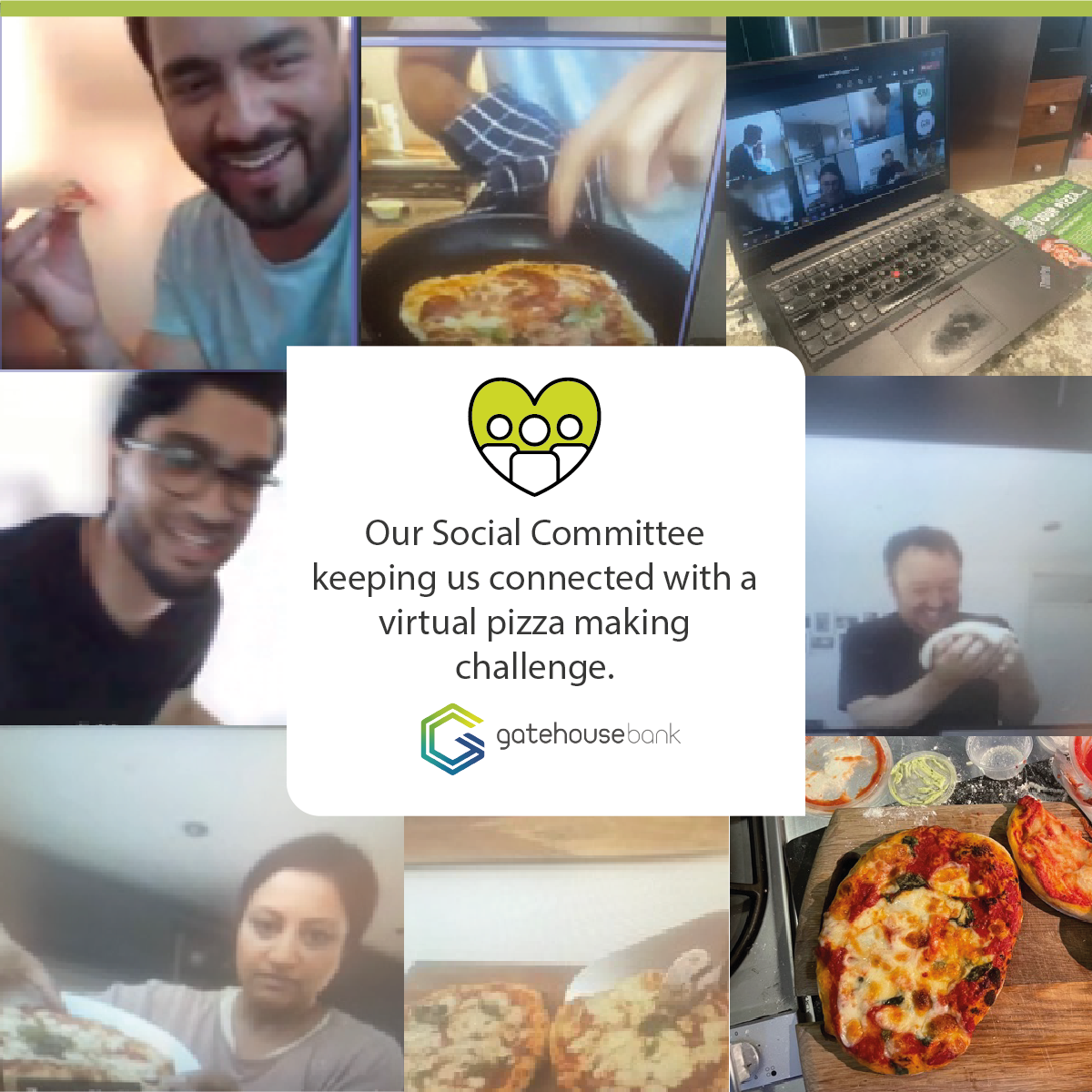 Pizza making challenge