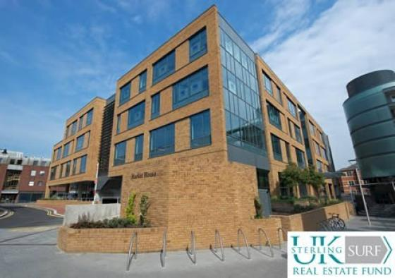 Adobe EMEA Headquarters, Maidenhead, UK